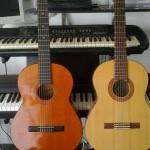 Gitary klasyczne Admira i Yamaha